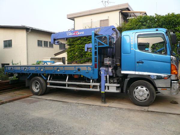 東栄機工トラック